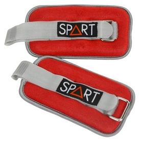 Утяжелитель для рук Spart (AW1402-0.25), 2 шт. по 0,25 кг