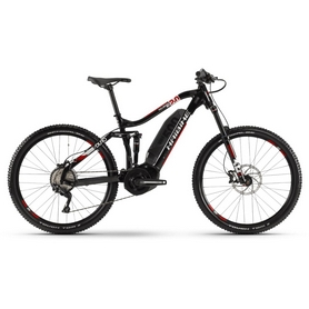 "Электровелосипед Haibike Sduro FullSeven LT 2.0 500Wh 10 s. Deore 27.5"", рама S, 2020 (4540096040)"