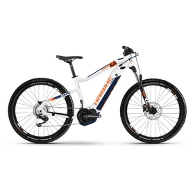 "Электровелосипед Haibike Sduro HardSeven 5.0 i500Wh 10 s. Deore 27.5"", рама L, 2020 (4540030048)"