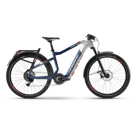 "Электровелосипед Haibike Xduro Adventr 5.0 i630Wh 11 s. NX 27.5"", CARBON, рама L, 2020 (4541186956)"