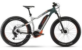 """Электровелосипед Haibike Xduro FatSix 8.0 500Wh 11 s. NX 26"""", рама M, 2020 (4541162945)"""