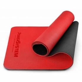 Коврик для йоги (йога мат) Power System Yoga Mat Premium 6 мм PS-4060