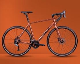 """Велосипед горный 28"""" Pride Rocx 8.2 рама - M, 2020 (SKD-81-68), красный"""