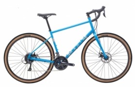 "Велосипед горный 28"" Marin Four Corners рама - M, 2020 Gloss Blue/Dark Blue/Tan (SKD-88-33)"