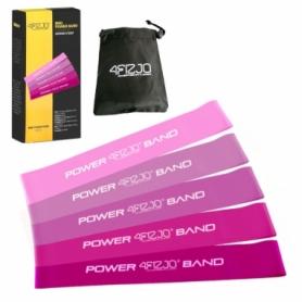 Резинки для фитнеса 4FIZJO Mini Power Band 4FJ0186