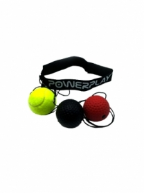 Файтбол PowerPlay 4320 Fight Ball Set, набор из 3 шт.