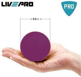 Мячик для массажа Livepro Muscle Roller Ball (LP8501-v)