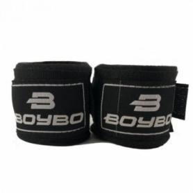 Бинт боксерский BoyBo (хлопок) (GN-1535), 2 шт по 3,5 м