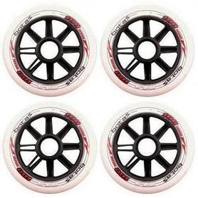 Колеса для роликовых коньков In-Line Botas Stratos100 84A HP (ND-80922-0-100), 4 шт