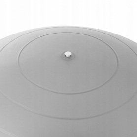Мяч для фитнеса (фитбол) 75 см Springos Anti-Burst Grey (FB0008) - Фото №5