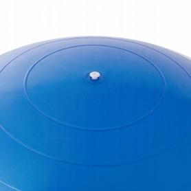 Мяч для фитнеса (фитбол) 85 см Springos Anti-Burst Blue (FB0009) - Фото №2