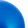 Мяч для фитнеса (фитбол) 85 см Springos Anti-Burst Blue (FB0009) - Фото №7