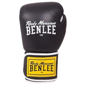 Перчатки боксерские Benlee Tough Кожа (199075 (blk)