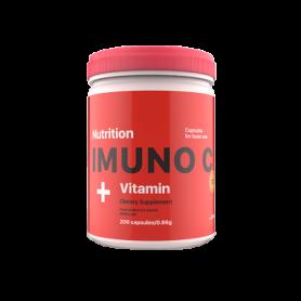 Витамины AB PRO Imuno C Vitamin (ABPR8), 200 капсул