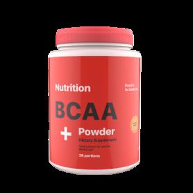 Аминокислота AB PRO BCAA Powder (ABPR20015) - клубника, 210 г