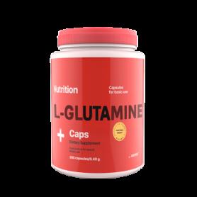 Аминокислота AB PRO L-Glutamine caps (ABPR17), 360 капсул