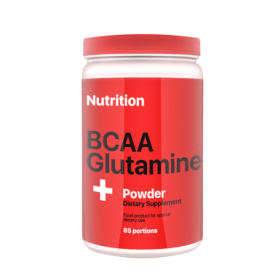 Аминокислота AB PRO BCAA + Glutamine Powder (ABPR10028), 1000 г