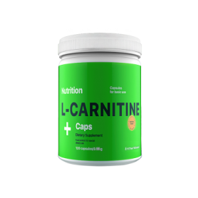 Жиросжигатель EntherMeal L-Carnitine (ABPR57), 120 капсул