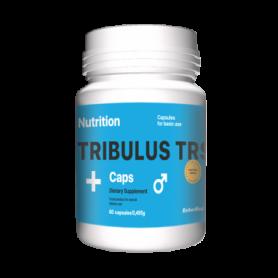 Бустер тестостероновый Трибулус EntherMeal Tribulus TRS + (ABPR58, 60 капсул