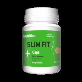 Капсулы для похудения EntherMeal SLIM FIT+ (ABPR60), 60 капсул