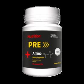 Добавка тонизирующая EntherMeal PRE Amino+ (ABPR77), 30 капсул