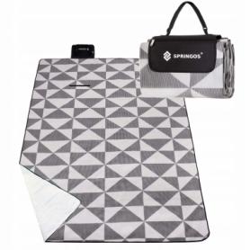 Коврик для пикника и кемпинга складной Springos (PM010), 220 x 180 см