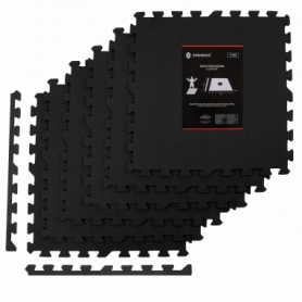 Мат-пазл (ласточкин хвост) Springos Mat Puzzle EVA (FM0003), 180 x 120 x 1.2 cм
