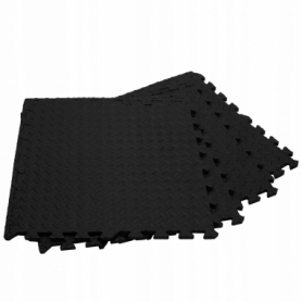 Мат-пазл (ласточкин хвост) Springos Mat Puzzle EVA (FM0004), 120 x 120 x 1.2 cм - Фото №3
