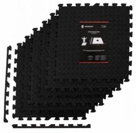 Мат-пазл (ласточкин хвост) Springos Mat Puzzle EVA (FM0004), 180 x 120 x 1.2 cм