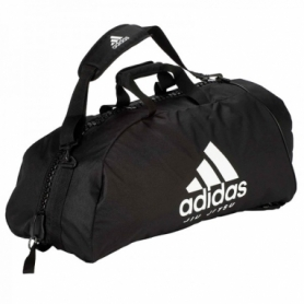 Сумка-рюкзак Adidas 2in1 Bag Nylon, adiACC052 (FP-7524) - черная, 65 л