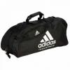 Сумка-рюкзак Adidas 2in1 Bag Nylon, adiACC052 (FP-7531) - черно-белая, 50 л
