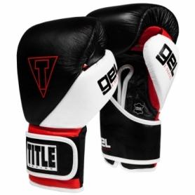 Перчатки боксерские Title Gel E-Series Training Gloves (FP-7565-V)