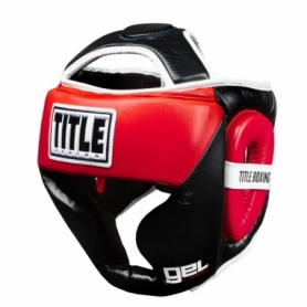Шлем боксерский TITLE GEL E-Series Full Coverage (FP-7572-V)