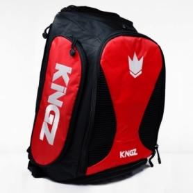 Рюкзак спортивный Kingz Convertible Training Bag 2.0 (FP-7733) - черно-красный, 72 л