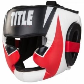 Шлем боксерский TITLE MMA Command Full Training (FP-7744-V)
