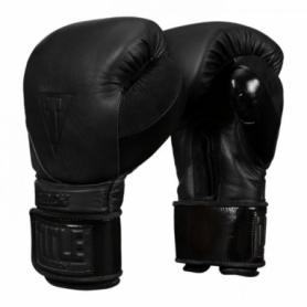 Перчатки боксерские TITLE Boxing Black Heavy Bag  2.0 (FP-7747-V)