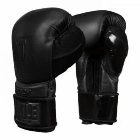Перчатки боксерские TITLE Boxing Black Training  2.0 (FP-7751-V)