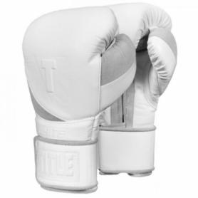 Перчатки боксерские Title White Bag 2.0 (FP-7760-V)