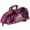 Сумка-рюкзак Adidas 2in1 Bag Nylon, adiACC052 (FP-7830) - розовая, 50 л