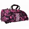 Сумка-рюкзак Adidas 2in1 Bag Nylon, adiACC052 (FP-7830) - розовая, 50 л - Фото №3