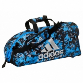 Сумка-рюкзак Adidas 2in1 Bag Nylon, adiACC052 (FP-7831) - синяя, 50 л