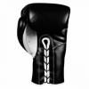 Перчатки боксерские TITLE Boxing Boxeo Mexican Leather Lace Training Gloves Tres (FP-8426-V) - черные - Фото №2