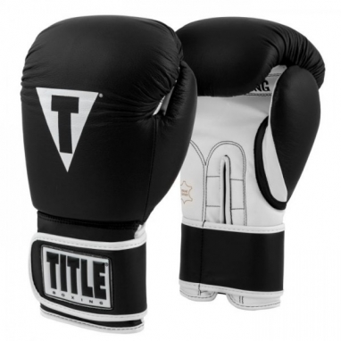 Перчатки боксерские TITLE Boxing Limited PRO Style Leather Training 3.0 (FP-8448-V)