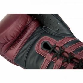 Перчатки боксерские TITLE Boxing Ali Authentic Leather Lace Training (FP-8458-V) - Фото №3