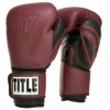 Перчатки боксерские TITLE Boxing Ali Authentic Leather Training (FP-8461-V)