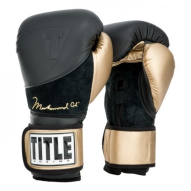 Перчатки боксерские TITLE Boxing Ali Legacy Heavy Bag (FP-8464-V)
