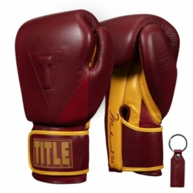 Перчатки боксерские TITLE Boxing Ali Limited Edition Training (FP-8469-V)