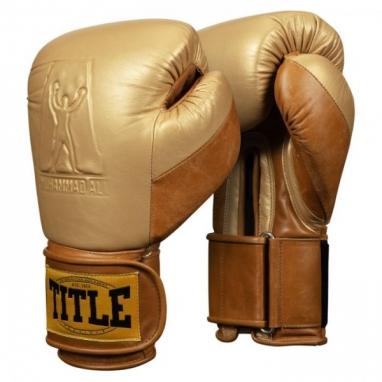 Перчатки боксерские TITLE Boxing Ali Limited Edition Comeback Bag (FP-8476-V)