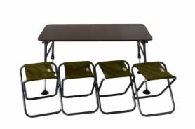 Комплект мебели складной Novator SET-3 (120х65)
