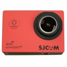 Экшн-камера SJCam SJ4000+ 2K (красный)